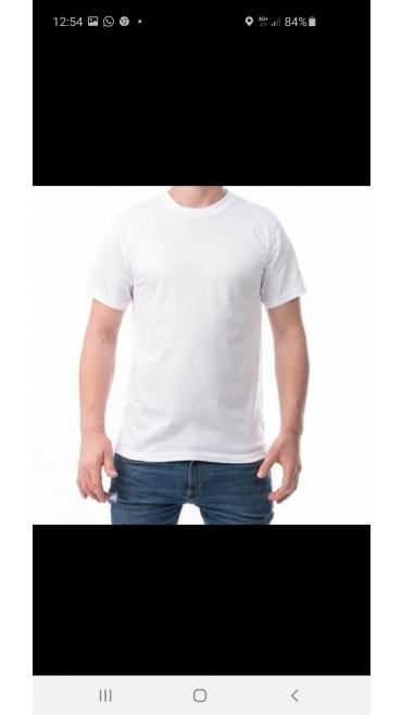 tricou barbati S,M,L,XL,XXL (o singura marime in set)  100% bumbac 6/set