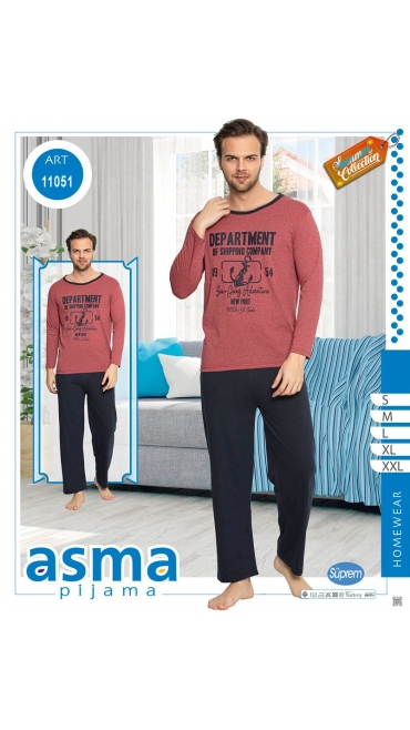 pijama barbati s-2xl 5/set