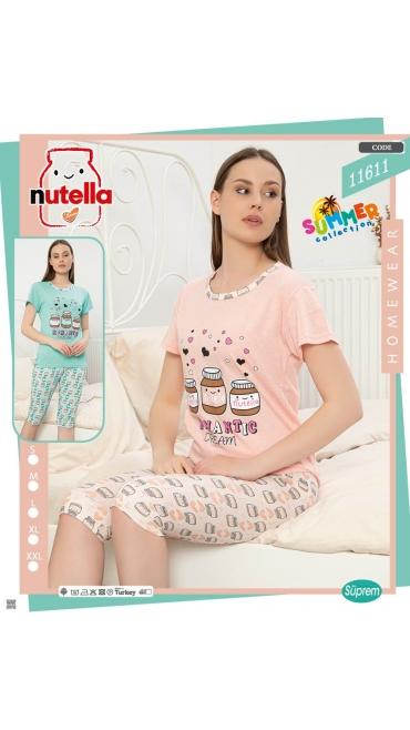 pijama dama s-xl 5/set