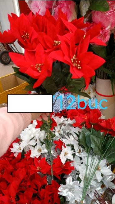 flori artificiale 12/set